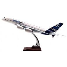 Модель AIRBUS A380 высота 25см