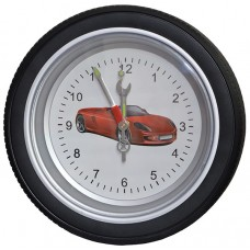 Часы колесо на стену Колесо 35см, BY608H10