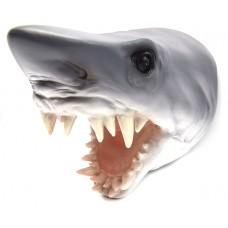 Декоративная композиция Голова акулы высота 23 см